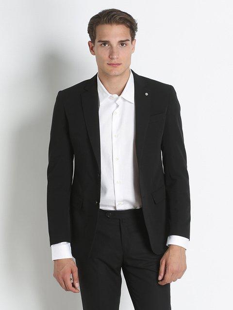 Пиджак черный Liu Jo 2533899