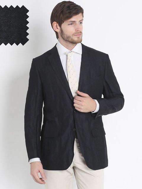 Пиджак черный Marche Varie 3028017