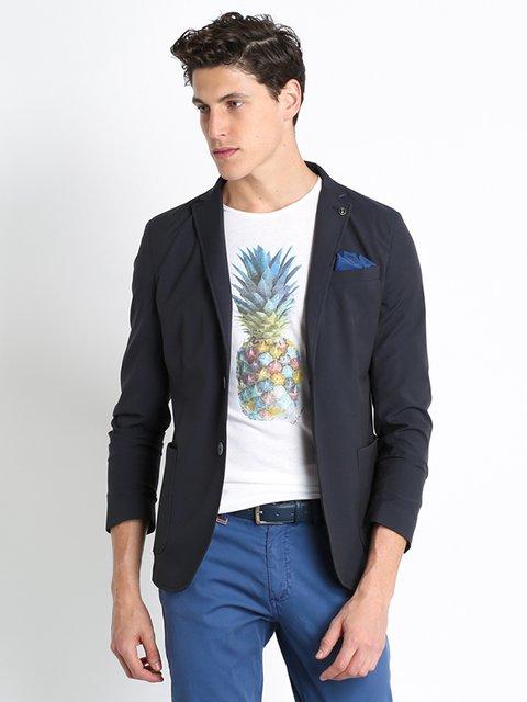 Пиджак темно-синий Liu Jo 3137802