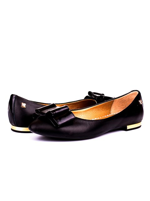 Туфли черные La Rose 3145475