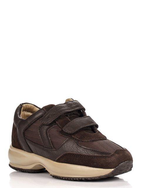 Кроссовки коричневые Lumberjack 2489798