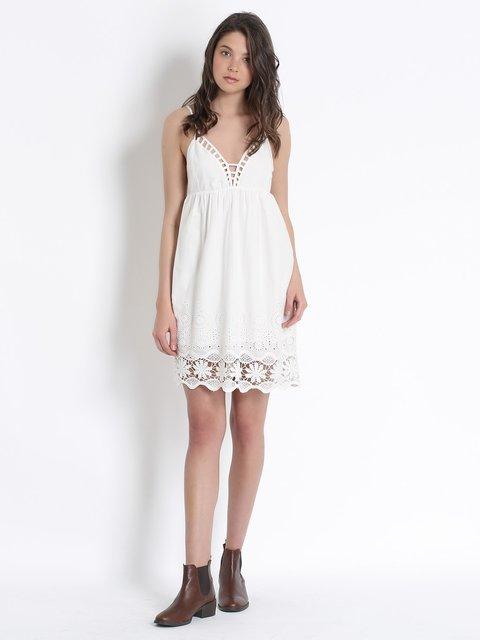 Сукня біла Pepe Jeans 3160358