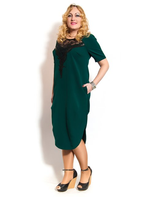 Сукня зелена LibeAmore 3158973
