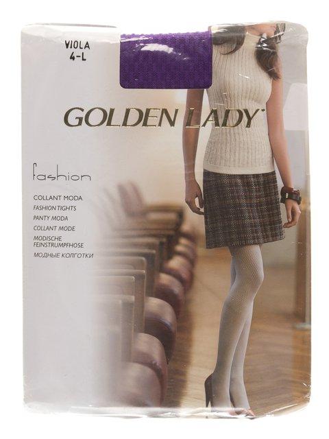 Колготки фіолетові Golden Lady 3162139
