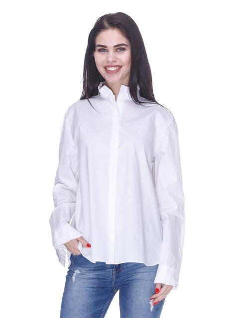 Рубашка белая H&M 3083175