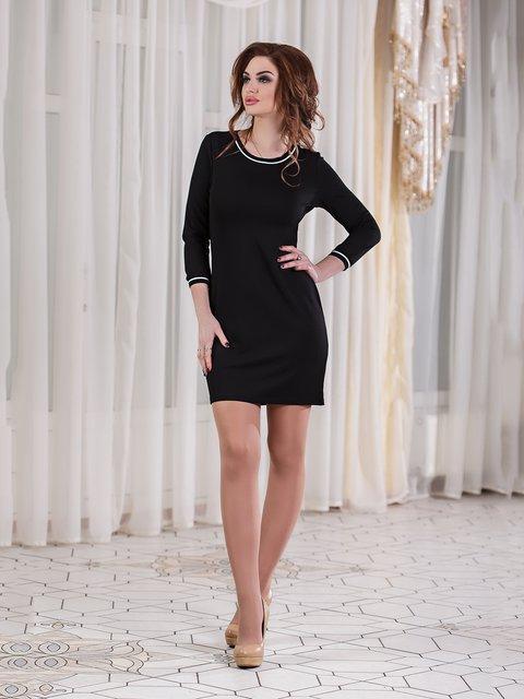 Сукня чорна Marakesh 3185749