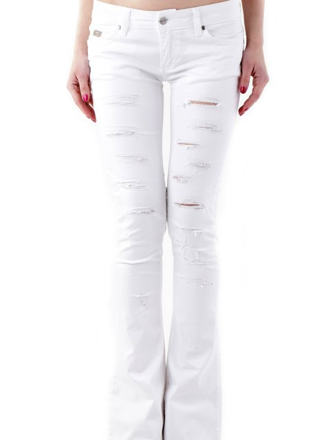 Брюки белые Sexy Woman 3184713