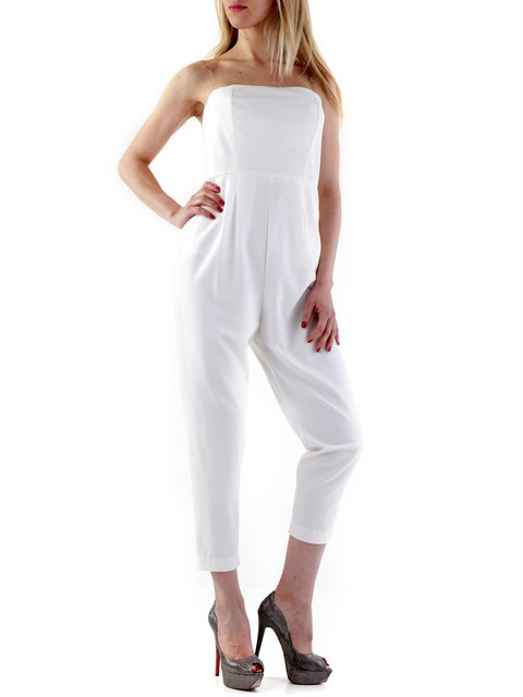Комбинезон белый Sexy Woman 3185360
