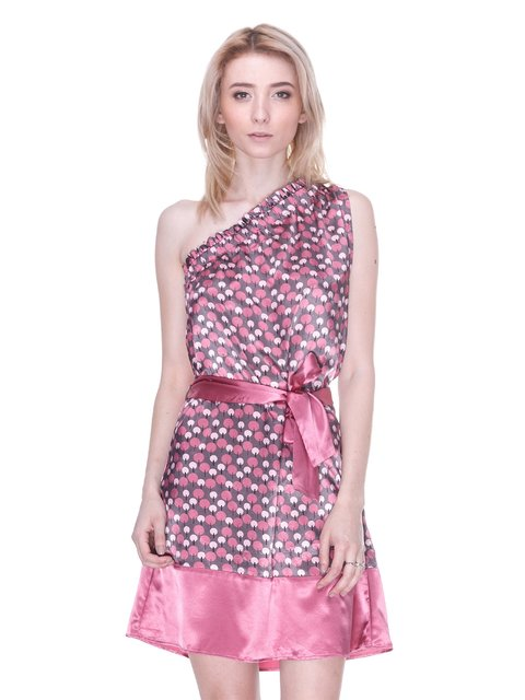 Платье в принт Amy Gee 3111983