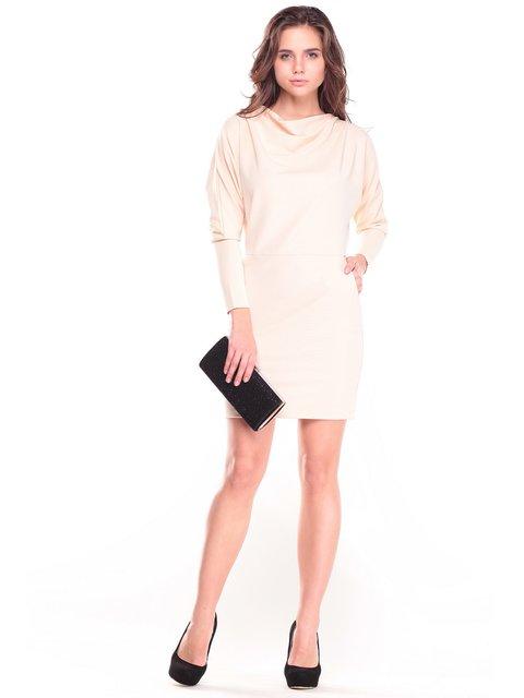 Сукня бежева Laura Bettini 3184376
