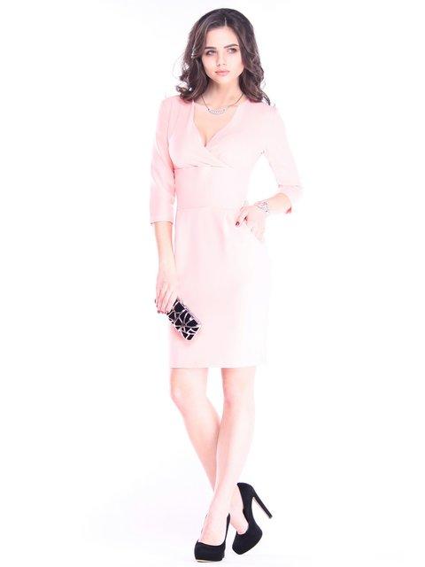 Платье персиковового цвета Maurini 3191185