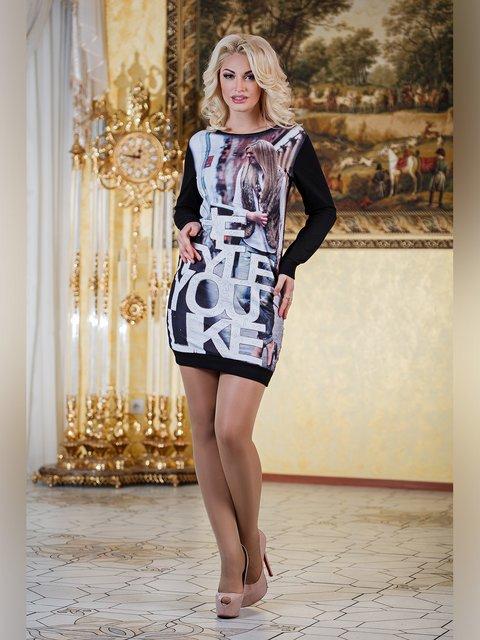 Сукня чорна Marakesh 3202371
