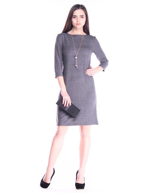 Платье графитовое Maurini 2995930