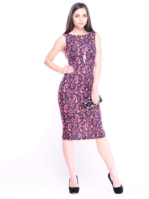 Сукня в принт Rebecca Tatti 3008187