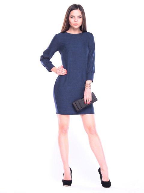 Платье темно-синее Laura Bettini 3091010