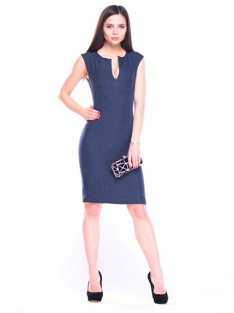 Платье темно-синее Dioni 3091027