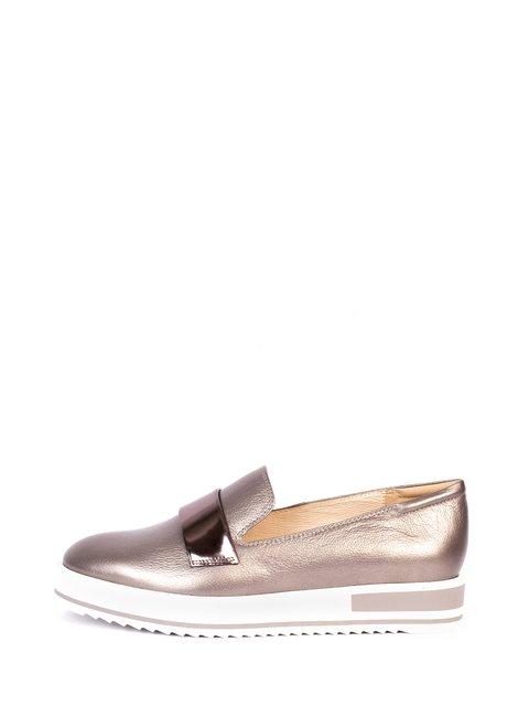 Туфли бронзового цвета PAZOLINI 3211477