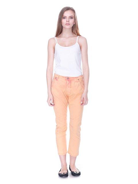 Штани персикового кольору Please 3114156