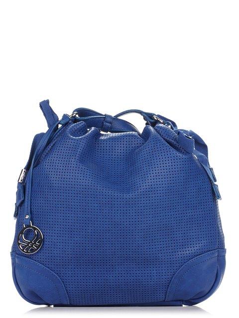 Сумка синя Benetton 3188854