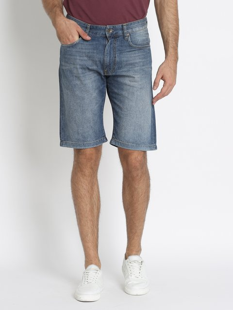Шорты синие джинсовые MCS 3234489