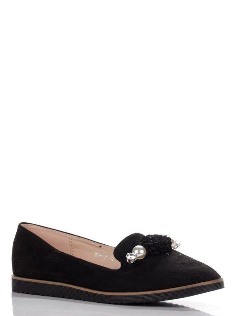 Туфлі чорні Sopra 3230632
