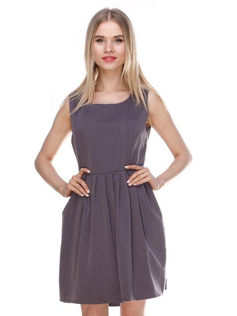 Платье серое Mela 3163238