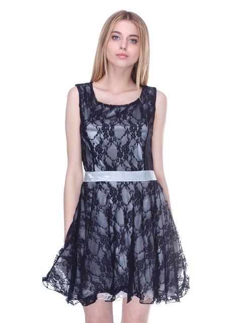 Платье черное Mela 3162836