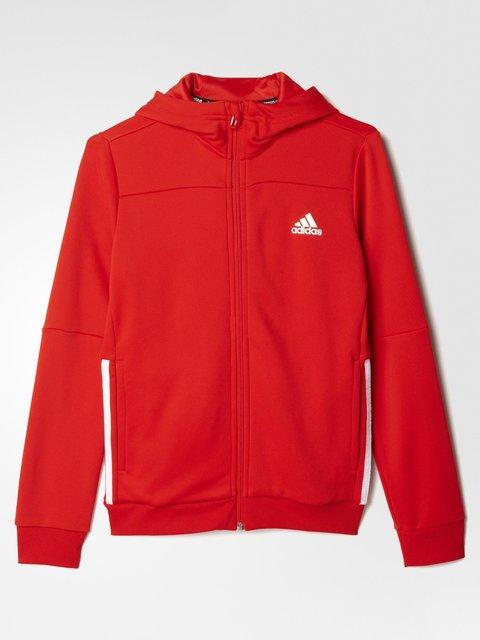 Кофта красная Adidas 3130558