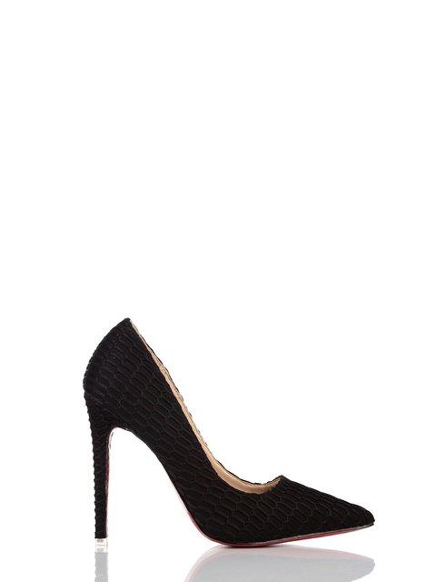 Туфли черные Loren 3248544