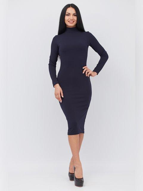 Платье синее Alana 3255242