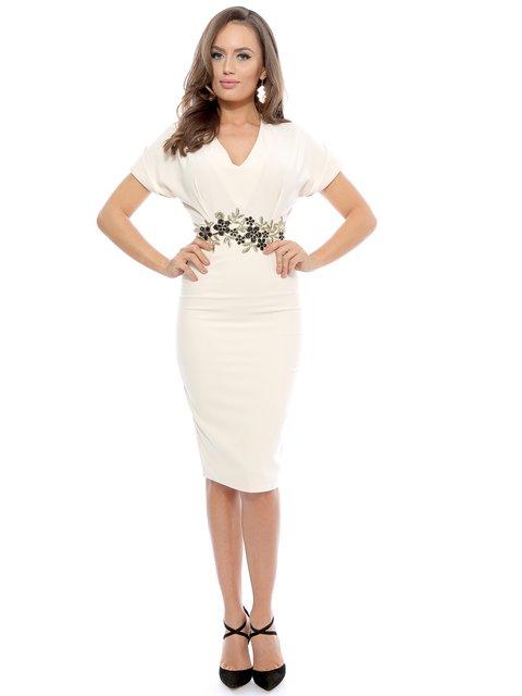 Сукня кольору айворі Roserry 3257037