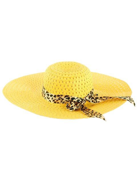 Капелюх жовтий Traum 3190918