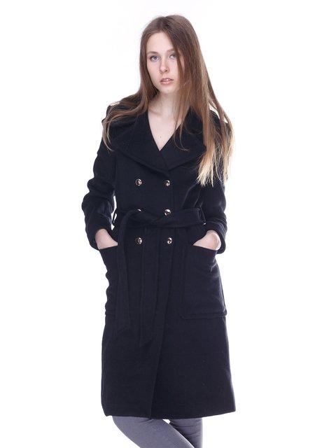 Пальто черное H&M 3095899