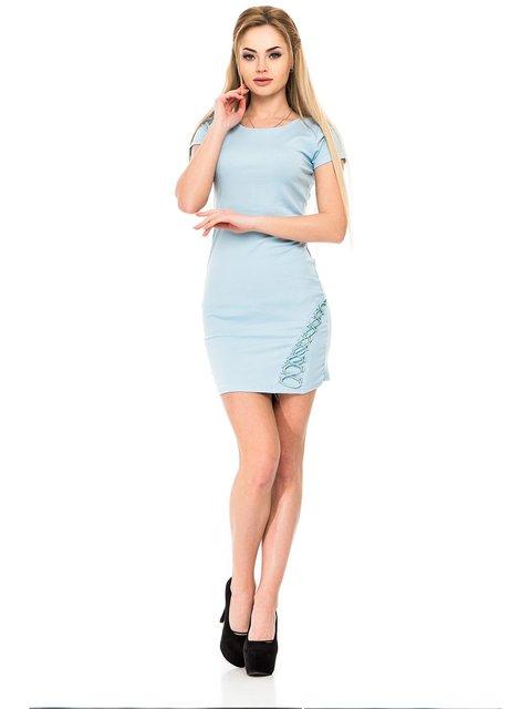 Платье голубое Magnet 3265852