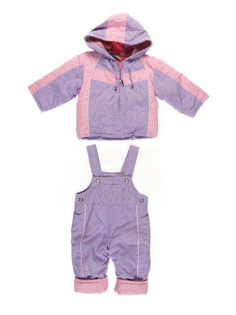 Комплект утеплений: куртка і півкомбінезон Одягайко 2986818