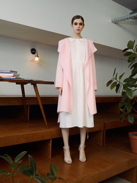 Платье белое ANNA YAKOVENKO 3225495