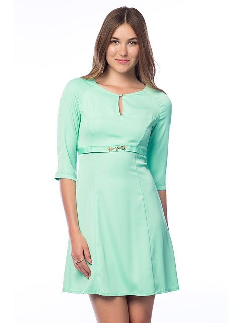 Сукня м'ятного кольору Begonville 3285151