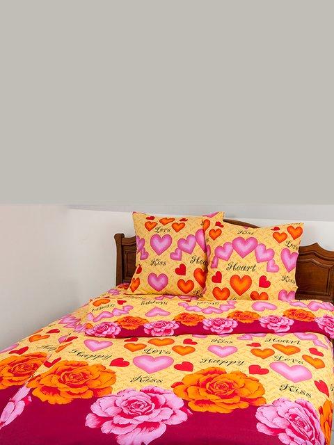 Комплект постельного белья двуспальный LOTUS 3283520