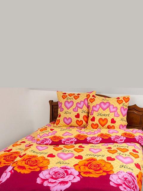 Комплект постільної білизни двоспальний (євро) LOTUS 3283532