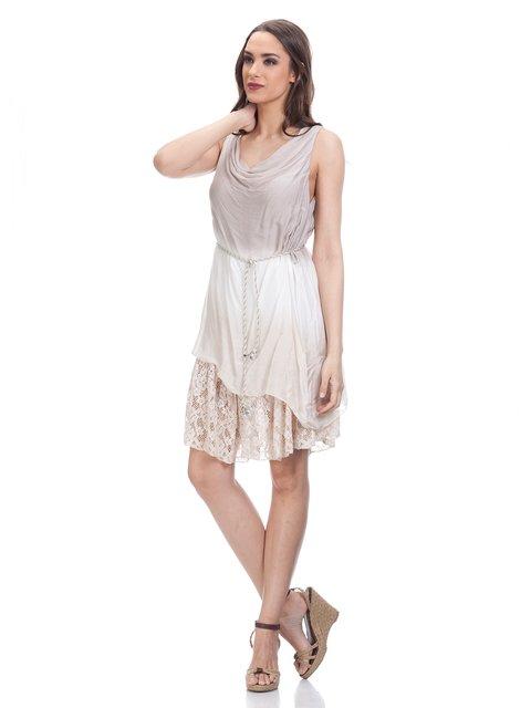 Сукня бежева Tantra 3291735