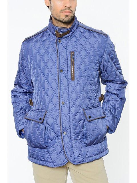 Куртка синяя Dewberry 2947038