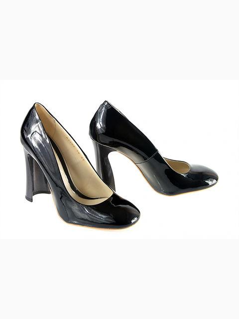 Туфли черные LeoModa 3295577