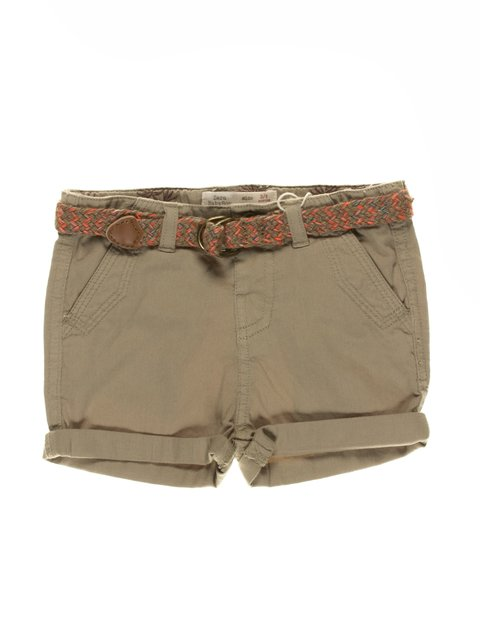 Шорти коричневі Zara Kids 3271055