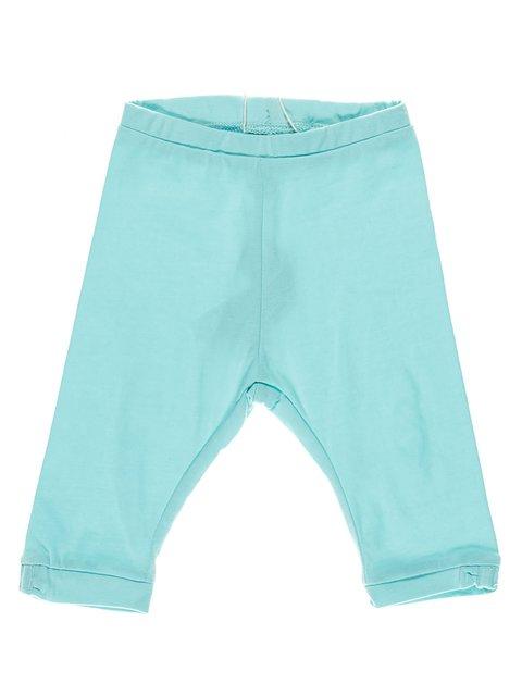 Леггинсы ментолового цвета Zara Kids 3269757