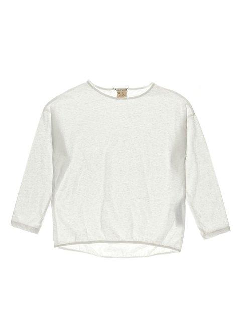 Лонгслів білий Zara Kids 3268476