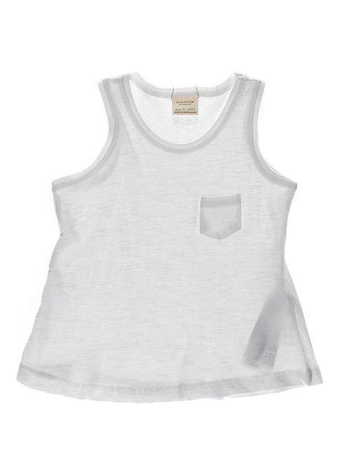 Майка біла Zara Kids 3273718