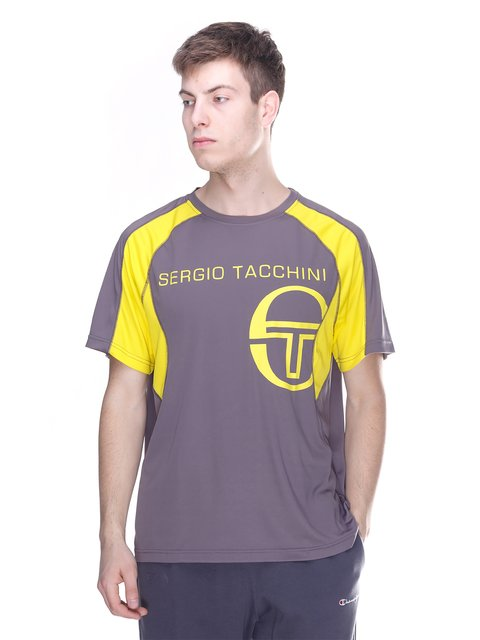 Футболка сіра Tacchini 3180249