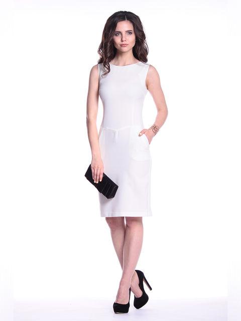 Сукня молочного кольору Laura Bettini 3302004
