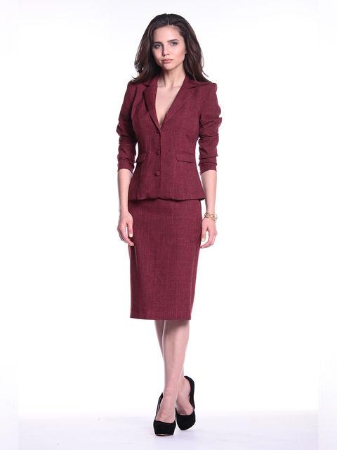 Костюм: жакет и юбка Rebecca Tatti 3302060