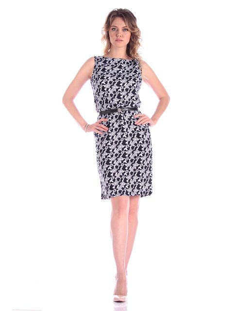 Сукня в принт Victoria Loks 3302096